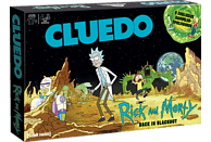 S.A.D. Cluedo-Rick And Morty Brettspiel, Mehrfarbig