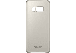 SAMSUNG Galaxy S8 clear cover arany tok