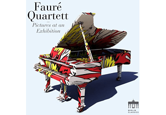 Quartett Faure - Pictures At An Exhibition - (Vinyl)
