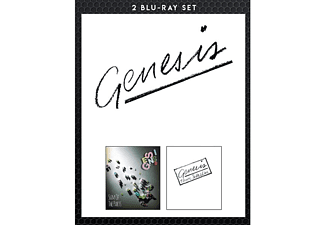 Genesis - Sum Of The Parts+Three Sides Live (2bluray) - (Blu-ray)