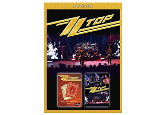 ZZ Top - Live In Germany 1980+Live At Montreux 2013 (2DVD) - (DVD)