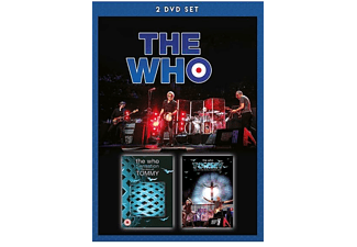 The Who - Sensation+Tommy Live At The Royal Albert Hall(DVD) - (DVD)