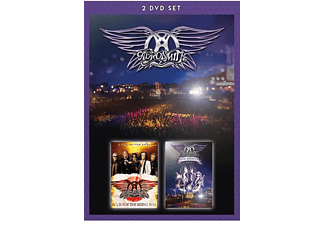 Aerosmith - Rock For The Rising Sun+Rocks Donington (2DVD) - (DVD)