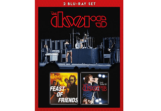 The Doors - Feast Of Friends+Hollywood Bowl (2bluray) - (Blu-ray)