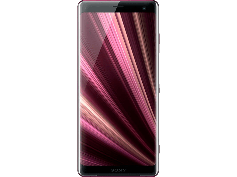 Xperia XZ3 64 GB Bordeaux Red Dual SIM