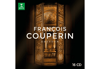 VARIOUS - Francois Couperin Edition - (CD)