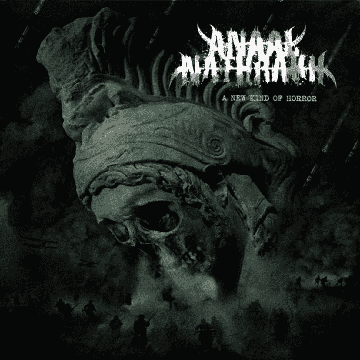 A New Kind of Horror Anaal Nathrakh auf CD
