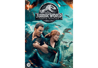 Jurassic World 2: Fallen Kingdom - DVD