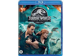 Jurassic World 2: Fallen Kingdom - Blu-ray