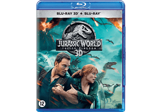 Jurassic World 2: Fallen Kingdom - 3D Blu-ray