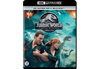 Jurassic World 2: Fallen Kingdom - 4K Blu-ray