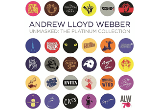 Andrew Lloyd Webber - Unmasked: The Platinum Collection (Ltd.5LP Edt.) - (Vinyl)