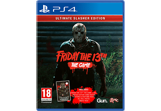 Friday the 13th - Game of the Year Edition PlayStation 4