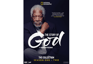 The Story of God: Seizoen 1 & 2 - DVD