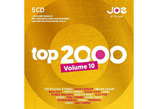 Joe Top 2000 Vol. 10 CD