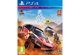 Dakar 18 PlayStation 4