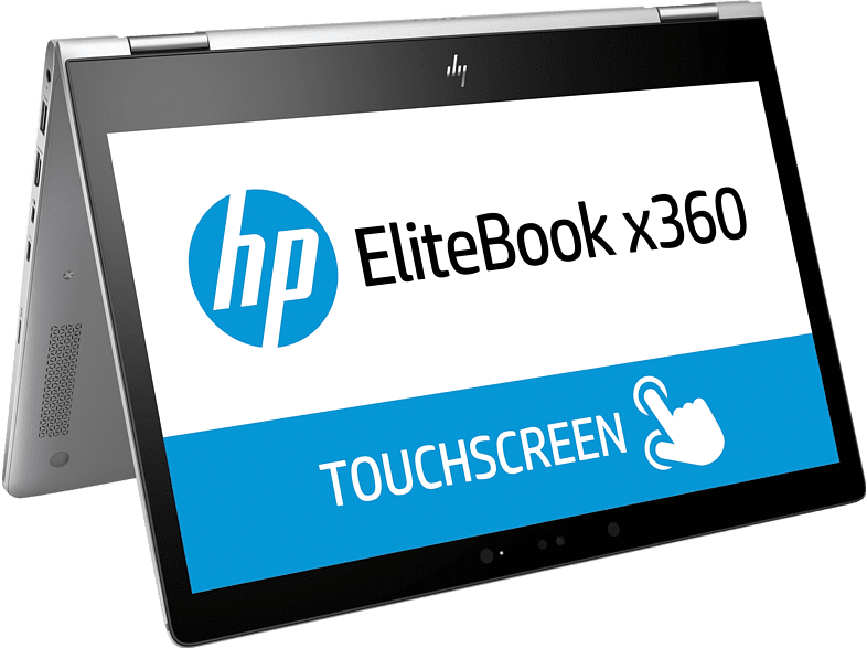 HP EliteBook x360 1030 G2, Convertible, Core™ i7 Prozessor, 16 GB RAM, 512 GB SSD, Intel® HD-Grafik 620, Silber