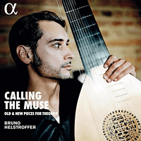 Bruno Helstroffer - Calling The Muse [Vinyl]