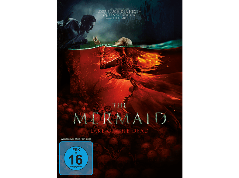 The Mermaid - Lake of the Dead [DVD]