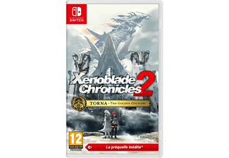 Switch - Xenoblade Chronicles 2: Torna - The Golden Country /F
