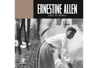 Ernestine Allen - Let It Roll - (CD)