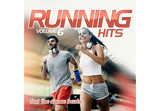 VARIOUS - Running Hits Vol.6 - (CD)