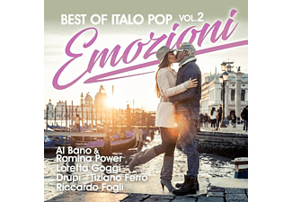VARIOUS - Emozioni-Best Of Italo Pop Vol.2 - (CD)