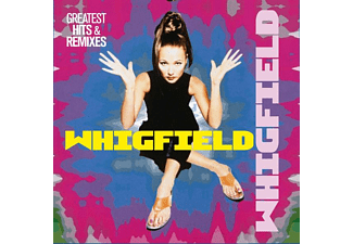 Whigfield - GREATEST HITS & REMIXES - (CD)