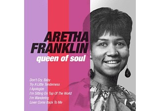 Aretha Franklin - Queen Of Soul - (CD)