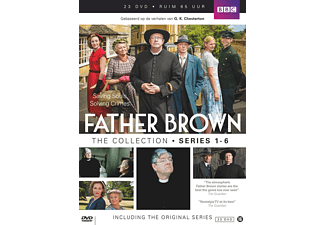 Father Brow: Seizoen 1-6 - DVD