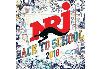 NRJ Back to School 2018 CD