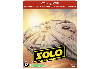 Solo: A Star Wars Story (Steelbook) - 3D Blu-ray