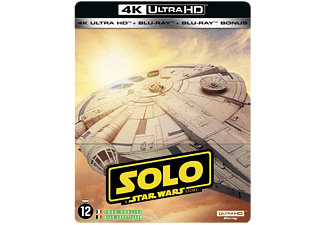 Solo: A Star Wars Story (Steelbook) - 4K Blu-ray