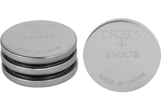 GP BATTERIES Pile CR2025 Lithium Cell 4 pièces (CR2025-2U4)