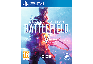 Battlefield V Deluxe Edition PlayStation 4