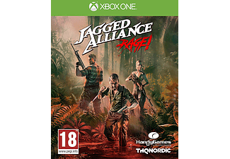 Xbox One - Jagged Alliance Rage /D