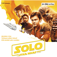 Star Wars - Solo:A Star Wars Story - (MP3-CD)