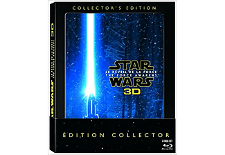 Star Wars Episode 7 - Le Réveil De La Force 3D Science Fiction 3D BD&2D BD, Blu-ray