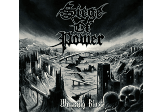 Siege Of Power - Warning Blast - (CD)