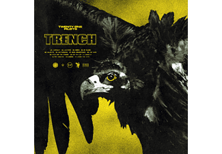 Twenty One Pilots Trench Rock CD