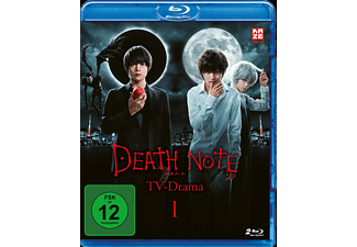 Death Note TV-Drama Vol. 1 - (Blu-ray)