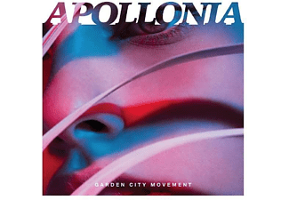 Garden City Movement - Apollonia (Ltd.Numbered White Vinyl 2LP+MP3) - (LP + Download)