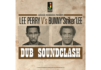 Lee -vs Bunny Striker Lee- Perry - Dub Soundclash - (Vinyl)