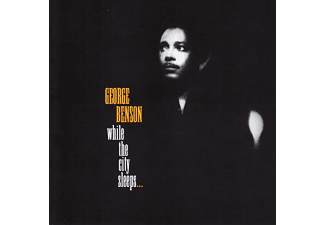 George Benson - WHILE THE CITY SLEEPS - (CD)
