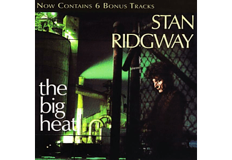 Stan Ridgway - BIG HEAT+6 BONUS TRACKS - (CD)
