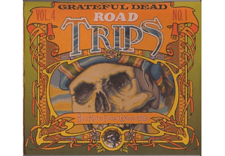 Grateful Dead - ROAD TRIPS 4 - (CD)
