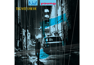 Neil Young - THIS NOTE'S FOR YOU - (Vinyl)