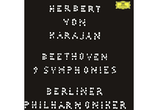 Berliner Philharmoniker - 9 Sinfonien-DG 120 Art-Edition (Ltd.Edt.) - (Vinyl)