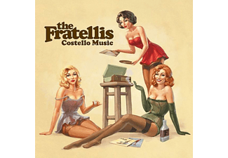 The Fratellis - Costello Music (Ltd.Red Vinyl Edt.) - (Vinyl)