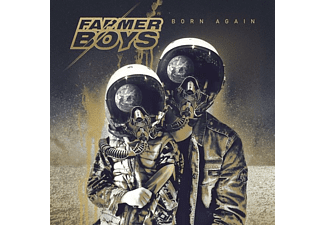 The Farmer Boys - BORN AGAIN (LTD.DIGIPAK) - (CD)